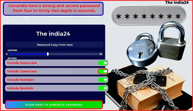 How to Create a Strong Password.