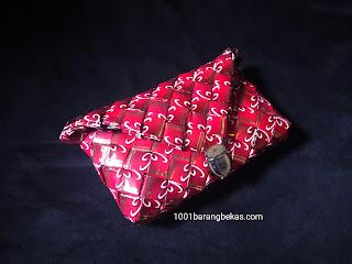 gambar dompet dari bungkus kopi kapal api