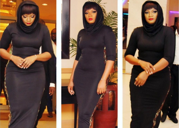 omotola jalade marriage crashed