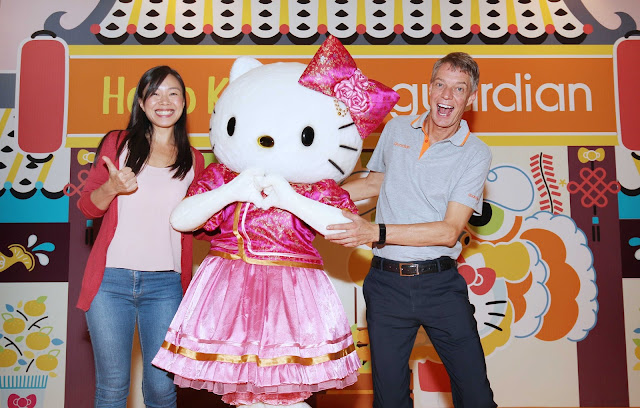 NAK PRODUK 'HELLO KITTY'... JOM KE GUARDIAN MALAYSIA