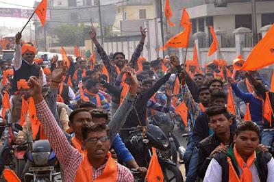 political rally चुनावी रैली