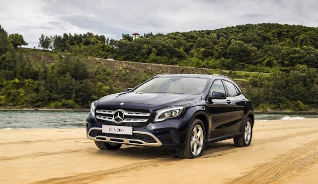 Đánh giá Mercedes GLA 200 2021