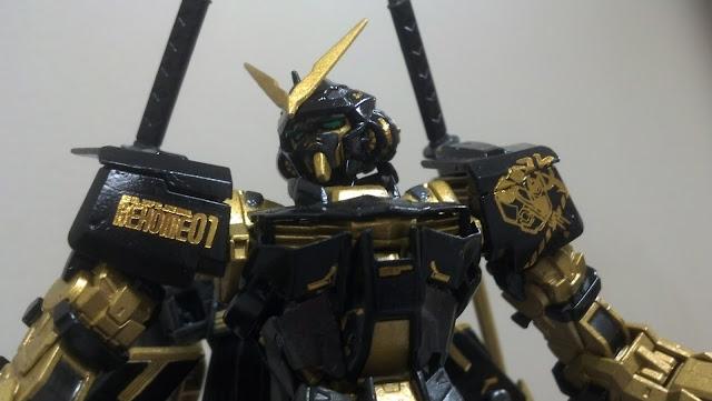 Gundam Astray Gold Frame Custom