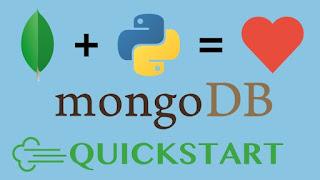 MongoDB and Python: Quick start