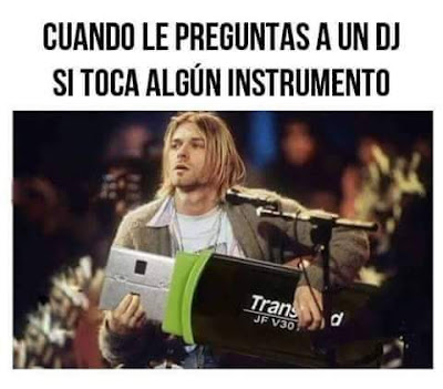 Humor Musical : Dj