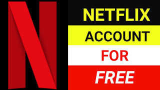 Free Netflix Account With Email & Password [100% Working Trick] | NETFLIX PREMIUM ACCOUNT FOR FREE