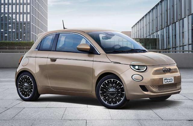 Fiat New 500 now 3+1 doors