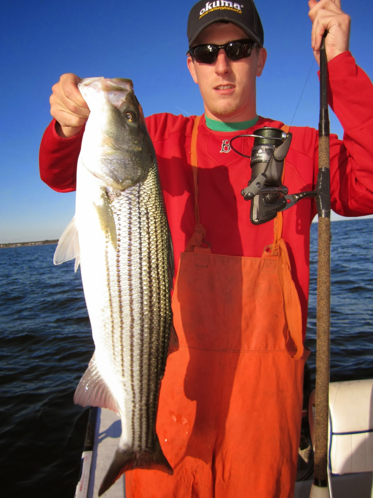 b0a51bf64 Rhode Island Striped Bass: Okuma Trio 55.....Could be the BEST BUY ...