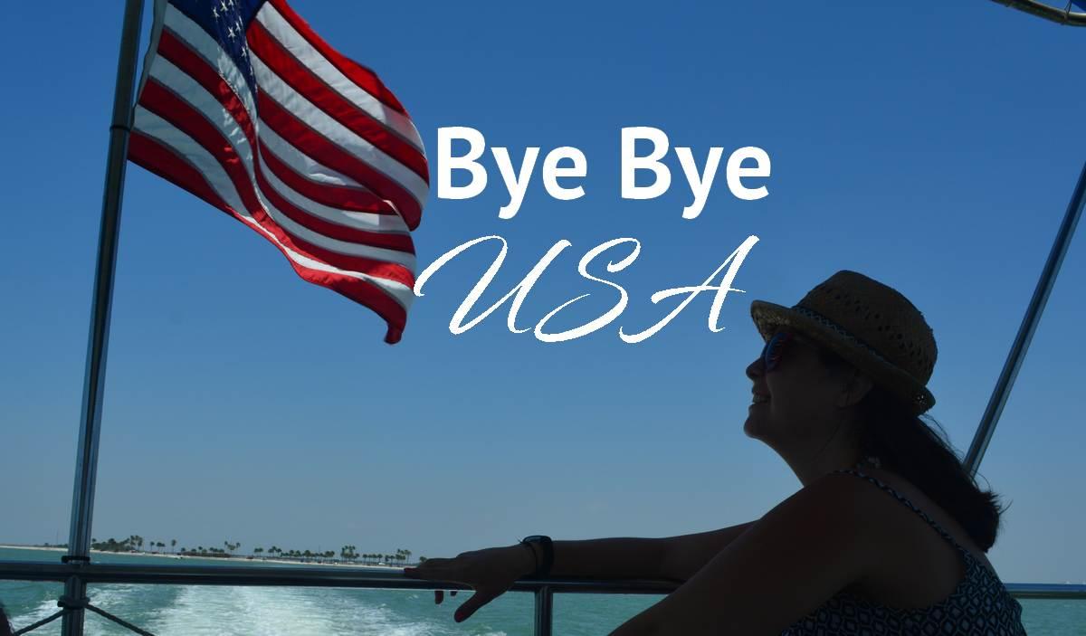 Bye Bye USA