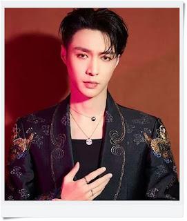 Lay Zhang Boyband Exo M