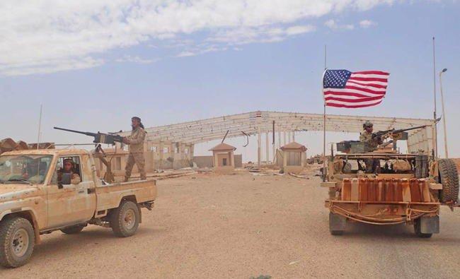 A paz de seis anos que os EUA e o Irã mantiveram na Síria pode estar se aproximando do fim, já que suas estratégias rivais colidem no leste e no sul da Síria.