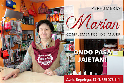 Perfumería Marian