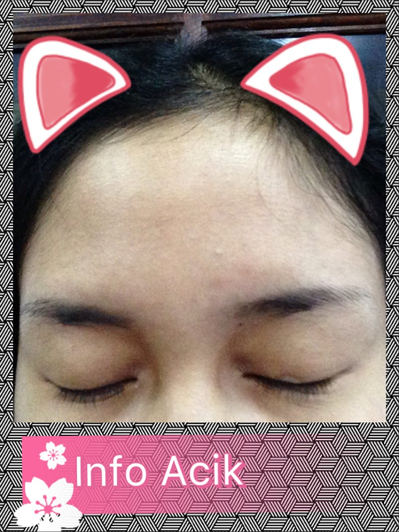 Etude House Drawing Eyebrow (Review Emina Creammate Mauvelous 02)