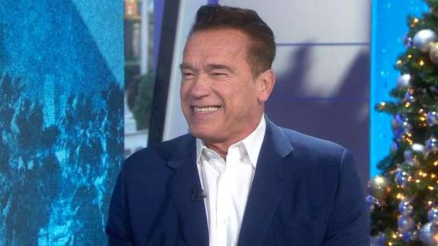 Arnold Schwarzenegger: Trump has 'no interest' being involved in 'Apprentice'