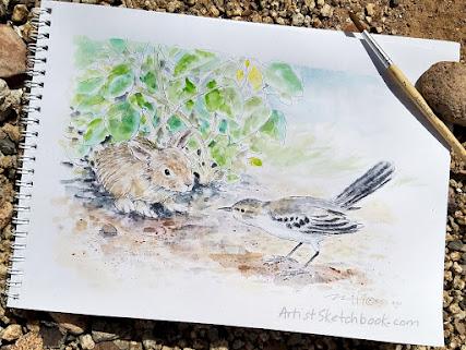 Bunny, Meet Mockingbird