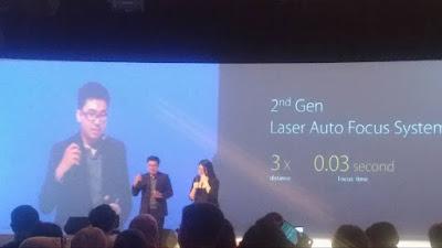 Laser Auto Focus System