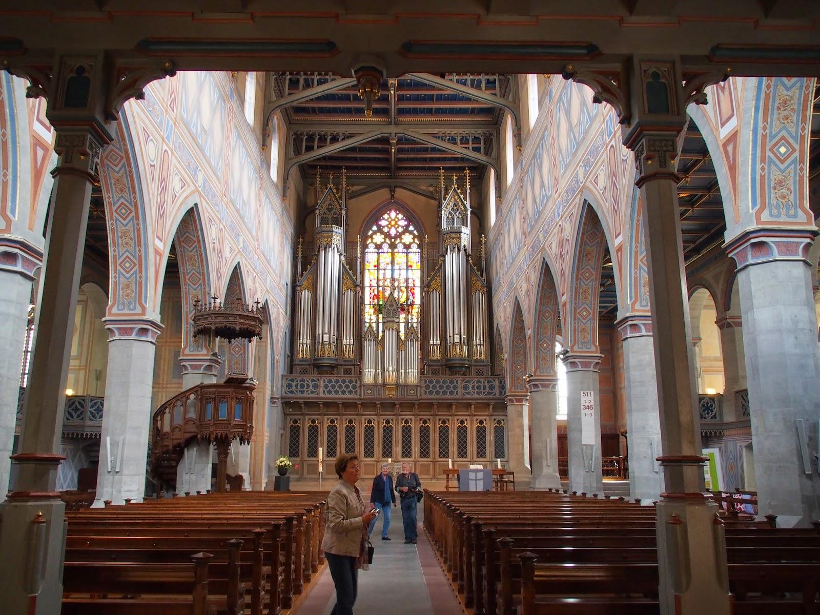 なんたって45歳!: ヨーロッパ一ヶ月バックパッカー⑱ 聖ロレンツォ教會