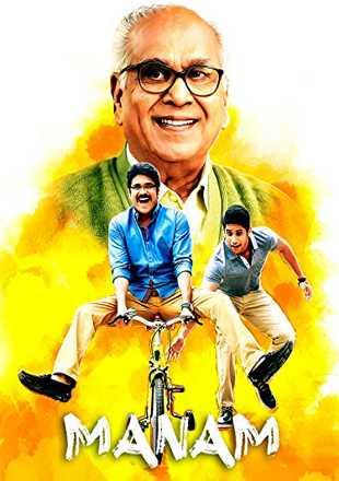 Manam 2014 Hindi Dubbed Movie Download HDRip 720p