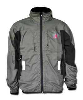Eiger Riding Jacket Hurricane Silver