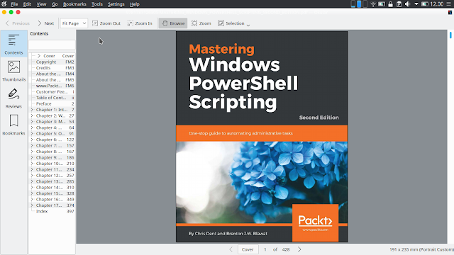 Ebook Mastering Windows PowerShell Scripting Second Edition