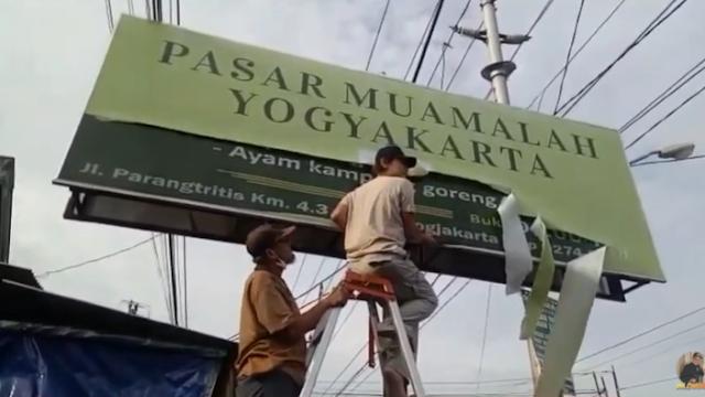 Polri Data Pasar Muamalah Serupa di Seluruh Indonesia