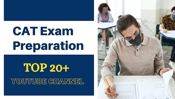 YouTube Channels for CAT Exam Preparation