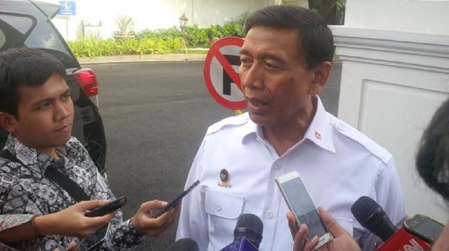 Usia 72 Tahun Jadi Ketua Wantimpres, Wiranto : Hidup Tak Perlu Pensiun..