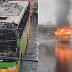 PANOORIN!!! | Pasaherong Nag-Amok, Sinunog ang Sinasakyang Bus, Dalawa ang Nasawi