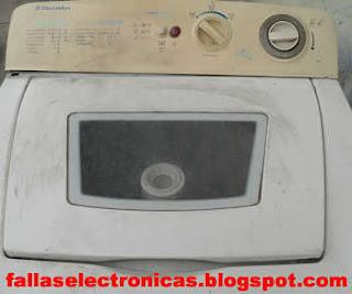 lavadora electrolux serie 700 cambio de timer