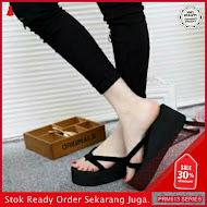 PRM008 Wedges Sandal Murah Serba 25 Ribuan Sepatu Wanita