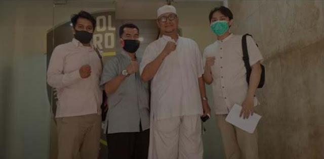 Ustadz Edy Mulyadi, Korlap Aksi Tolak RUU HIP di DPR Diperiksa Polda Metro Jaya, Ada Apa?