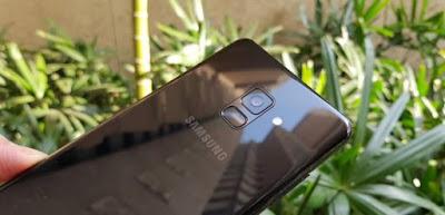 Review Kamera Samsung Galaxy A8 Plus (2018)