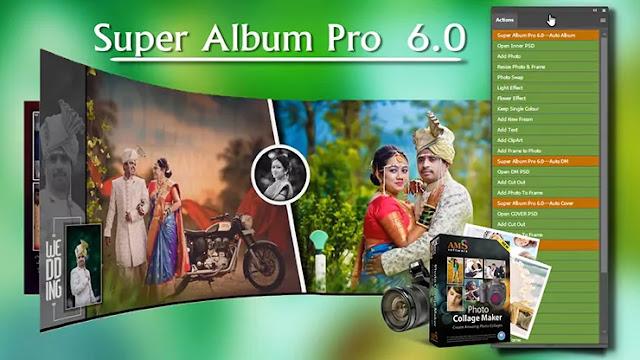 Super Album Pro 6.0 !! new Wedding Album Software !! Complete Solution