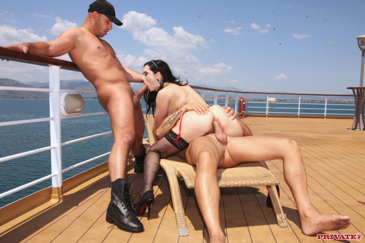 Fucked On A Cruise Ship