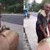 102- Anyos na Lolo, Naglalako ng Hinabi nyang Duyan at Bayong