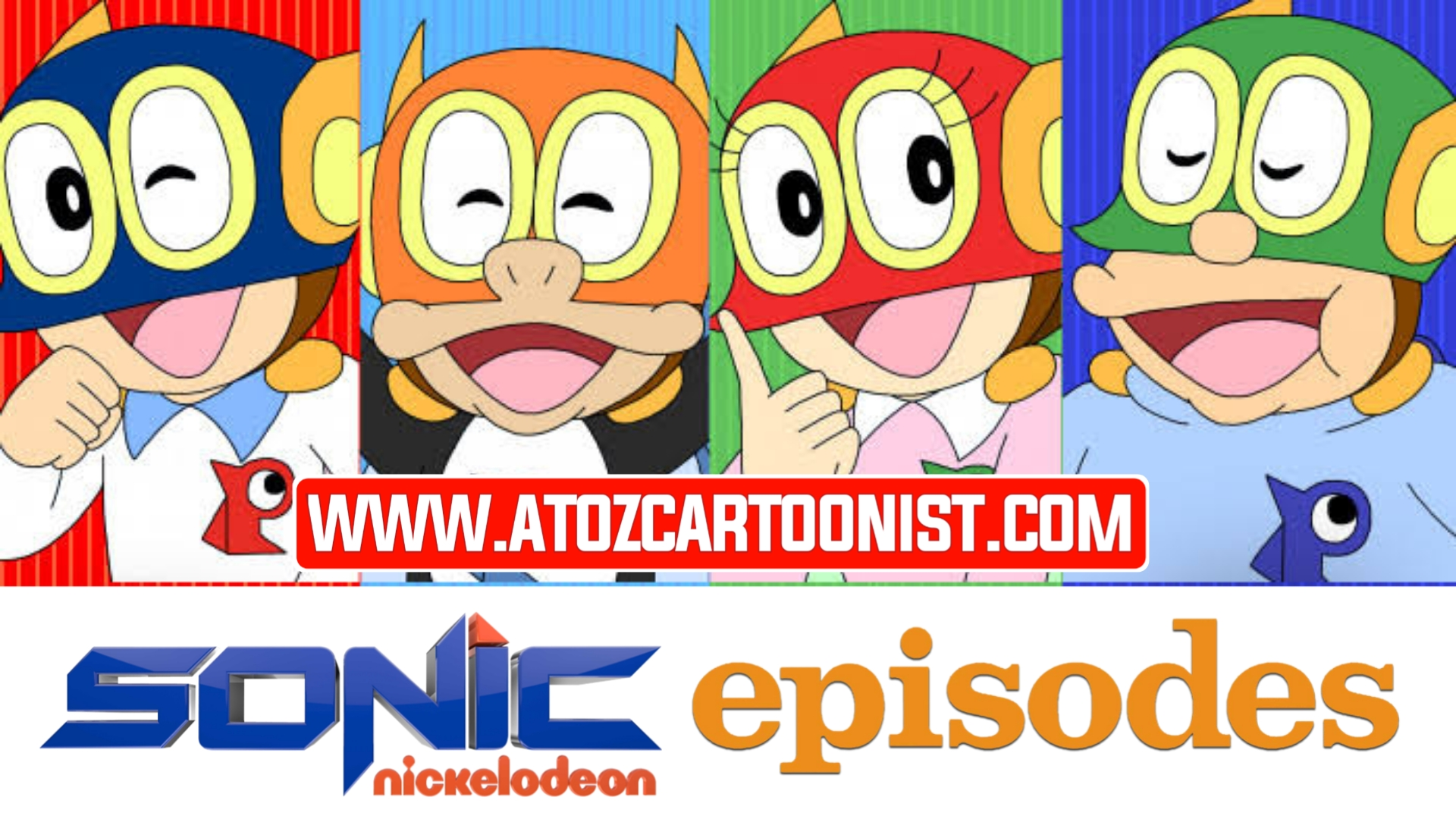 PERMAN SONIC/NICKELODEON ALL EPISODES IN HINDI DUBBED DOWNLOAD (480P HQ)