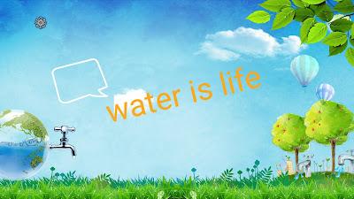 save water poem, Water poem in Hindi