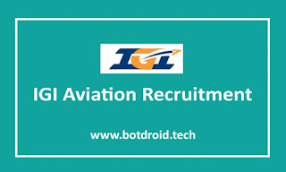 IGI Aviation Delhi Recruitment 2020 Apply Online Customer Service Agent