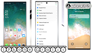 download tema iphone ios untuk oppo dan realme