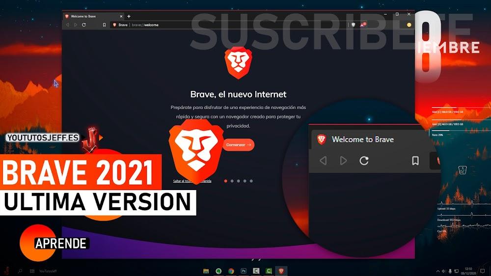 Como Descargar Brave Browser Ultima Version 2021 Español