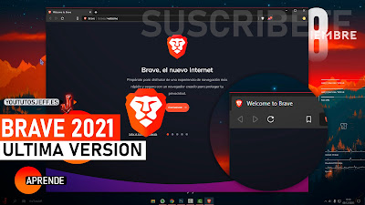 descargar brave browser 2021