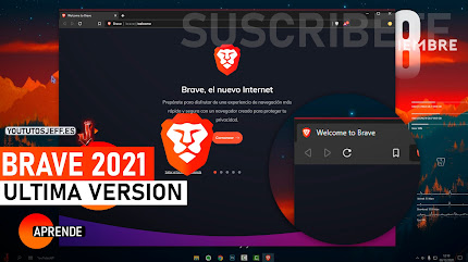 Como Descargar Brave Browser Ultima Version 2021 Español