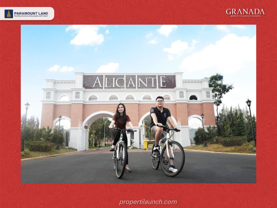 Alicante Village Gading Serpong