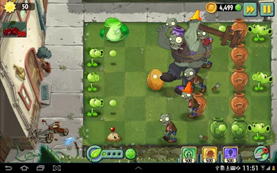 Download GamePlant vs. Zombies 2 Mod (Unlimited Coins & Diamonds) Offline gilaandroid.com