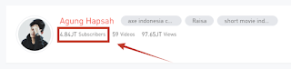 Cara Melihat Subscriber Youtube Yang Disembunyikan