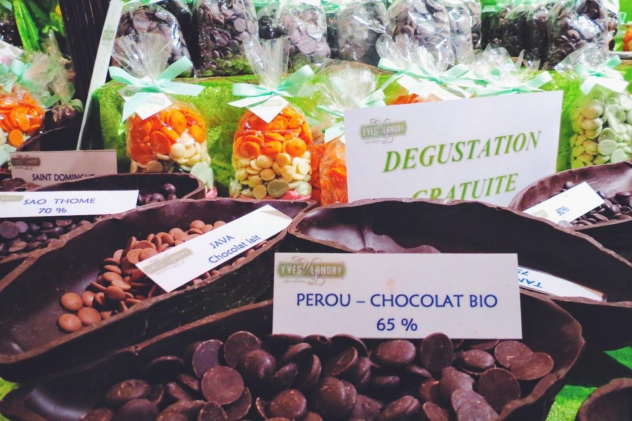Jardin À L Américaine américaine girl: fête le chocolat in bordeaux! my cheap way