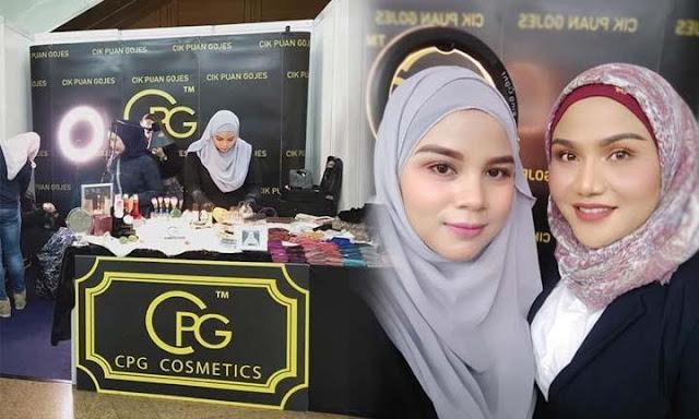 Hidup Susah Bukan Penghalang, Ini Kisah Kejayaan Usahawan CPG Cosmetics