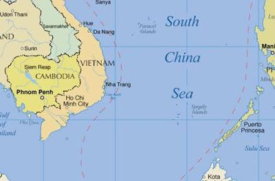 Laut Terluas di Dunia