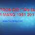 TỬ VI TRỌN ĐỜI TUỔI TÂN MÃO NAM MẠNG 1951 2011