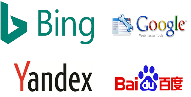 How To Submit Website To Bing, Google, Baidu, Yandex, DuckDuckGo